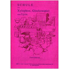 Halter Schule für Xylophon, Glockenspiel und Lyra « Lehrbuch