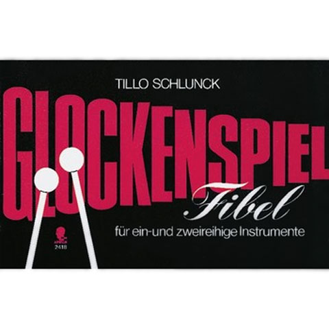 Lehrbuch Apollo Glockenspiel Fibel