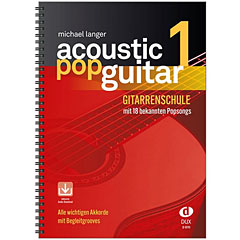 Dux Acoustic Pop Guitar Bd.1 « Leerboek