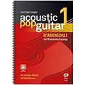 Instructional Book Dux Acoustic Pop Guitar Bd.1