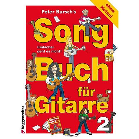 Music Notes Voggenreiter Songbuch für Gitarre 2