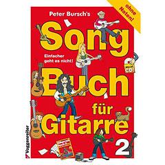 Voggenreiter Songbuch für Gitarre 2