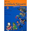Εκαπιδευτικό βιβλίο Schott Die fröhliche Klarinette Bd.3