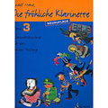 Manuel pédagogique Schott Die fröhliche Klarinette Bd.3