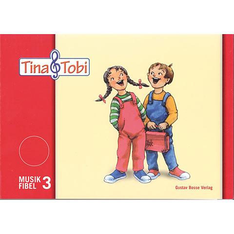 Bärenreiter Tina & Tobi Fibel 3 komplett