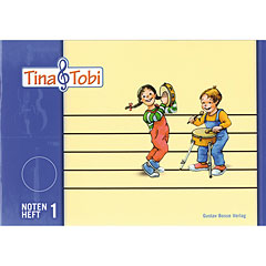 Bärenreiter Tina & Tobi Notenheft 1 « Musikal. Früherziehung