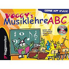 Voggenreiter Voggy's Musiklehre ABC « Musiktheorie