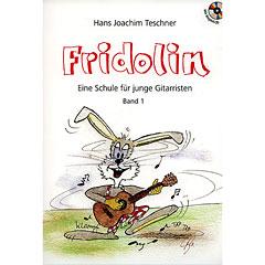 Heinrichshofen Fridolin Bd.1 inkl.CD « Leerboek