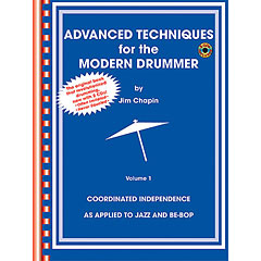 Alfred KDM Advanced Techniques for the Modern Drummer « Lehrbuch