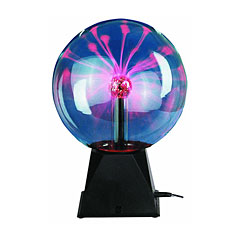 Eurolite Plasma Ball 20cm sound CLASSIC « Decorative Lighting