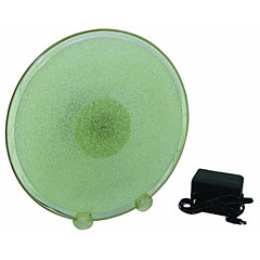 Eurolite Plasma Disc 30cm blue « Lampe décorative