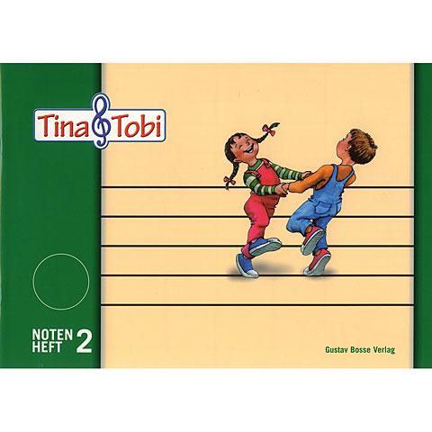 Educación musical Bärenreiter Tina & Tobi Notenheft 2