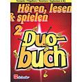 Libro di spartiti De Haske Hören,Lesen&Spielen Duobuch 2