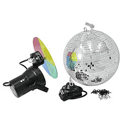 Eurolite Mirrorball Set 30 cm « Mirror Ball