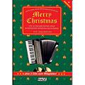 Notenbuch Hage Merry Christmas für Akkordeon