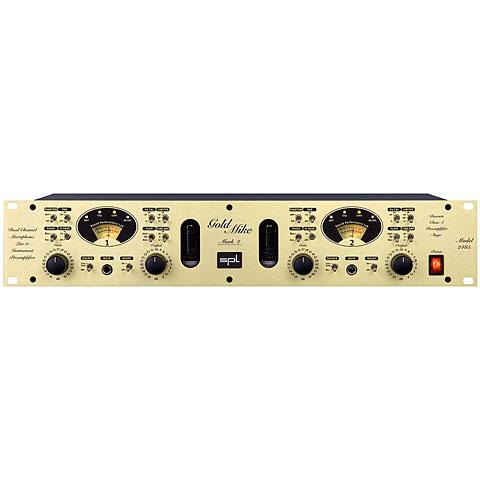 Préampli microphone SPL 2485 Goldmike MK2