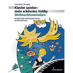 Schott Klavierspielen - mein schönstes Hobby Weihnachtsmelodien « Bladmuziek
