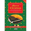 Notenbuch Hage Merry Christmas für Keyboard