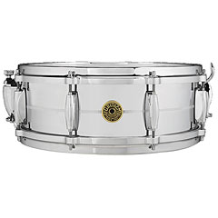 "Gretsch Drums USA 14"" x 5"" Chrome over Brass Snare « Snare"