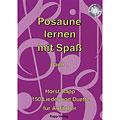 Instructional Book Rapp Posaune lernen mit Spaß Bd.1