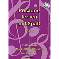 Instructional Book Rapp Posaune lernen mit Spaß Bd.1, Wind Instruments