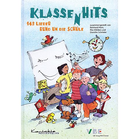 Kontakte Musikverlag Klasse(n)Hits Liederbuch