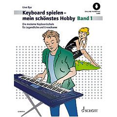Schott Keyboard spielen - mein schönstes Hobby Bd.1 « Libros didácticos