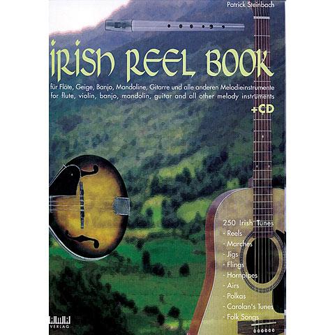 Recueil de Partitions AMA Irish Reel Book
