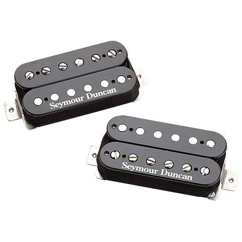 Pastillas guitarra eléctr. Seymour Duncan Hot Rodded Humbucker Set JB SH-4 B / SH-2 N