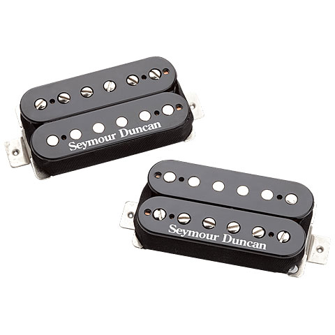 Pickup E-Gitarre Seymour Duncan Set Hot Rodded Humbucker