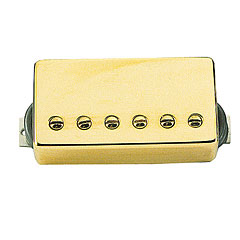 Seymour Duncan Duncan Distortion TB-6, Goldcover « Pastillas guitarra eléctr.