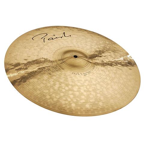 """Cymbale Crash Paiste Signature Dark Energy Mark 1 16"""""""