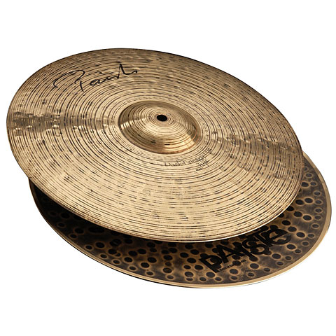 Paiste Signature Dark Energy Mark 1 14  HiHat