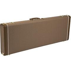 Fender Vintage Git. brown « Koffer E-Gitarre
