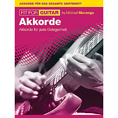 Bosworth Fit for Guitar Bd.6 - Akkorde « Libros didácticos