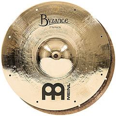 Meinl Byzance Brilliant B13FH  « Cymbale Hi-Hat