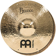 "Meinl Byzance Brilliant 14"" Fast HiHat « Cymbale Hi-Hat"