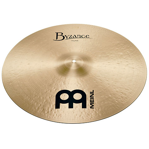 "Cymbale Ride Meinl Byzance Traditional 22"" Ping Ride"