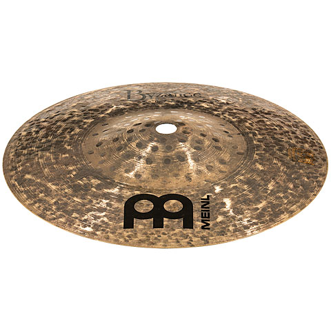 "Cymbale Splash Meinl Byzance Dark 8"" Splash"