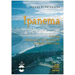 Acoustic Music Books Ipanema « Recueil de Partitions