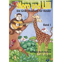 Acoustic Music Books Moro und Lilli Bd.1 (ohne CD) « Manuel pédagogique