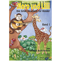 Acoustic Music Books Moro und Lilli Bd.1 « Leerboek