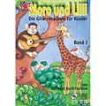 Manuel pédagogique Acoustic Music Books Moro und Lilli Bd.1 + CD