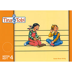 Bärenreiter Tina & Tobi Notenheft 4 « Musikal. Früherziehung