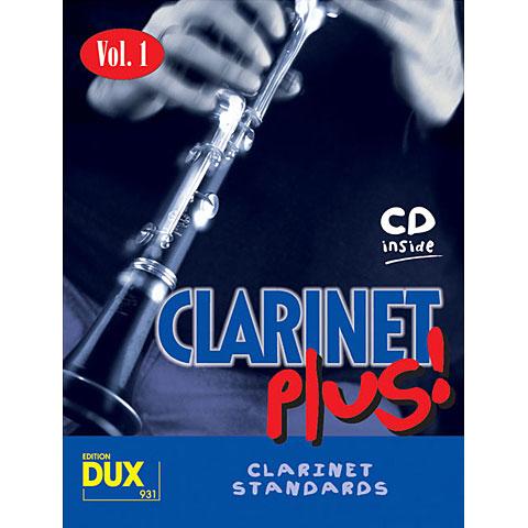 Play-Along Dux Clarinet Plus! Vol.1