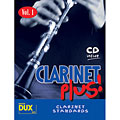 Play-Along Dux Clarinet Plus! Vol.1
