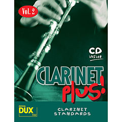 Dux Clarinet Plus! Vol.2 « Play-Along
