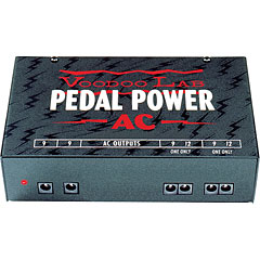 VoodooLab Pedal Power AC « Alimentation guitare/basse