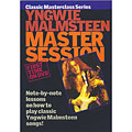DVD Music Sales Master Session Yngwie Malmsteen, DVDs