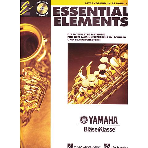 Libros didácticos De Haske Essential Elements Band 1 - für Altsaxophon